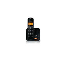 CD1862B/55 -   BeNear Teléfono inalámbrico con contestador