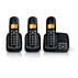 BeNear Trådløs telefon med telefonsvarer