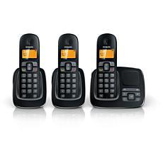 CD1953B/05 -   BeNear Cordless phone with answering machine