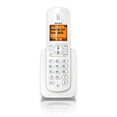 CD2850W/38 BeNear Combiné supplémentaire pour téléphone sans fil