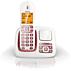 BeNear Téléphone fixe sans fil avec répondeur