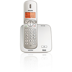 CD3601S/79 Perfect sound Cordless phone