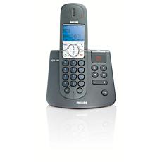 CD4451B/51 -    Беспроводной телефон с автоответчиком