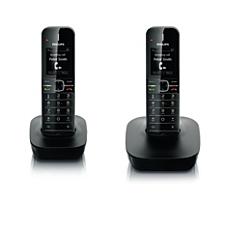 CD4802B/RU -   BeNear Беспроводной телефон