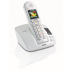 CD5351S/05 -    Cordless phone answer machine