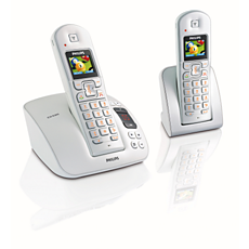 CD5352S/05  Cordless phone answer machine