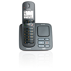 CD5651B/53 -   Perfect sound Telefon fără fir cu robot telefonic