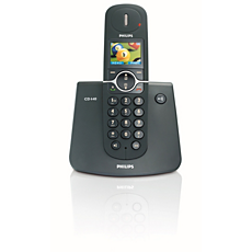 CD6401B/24  Téléphone sans fil