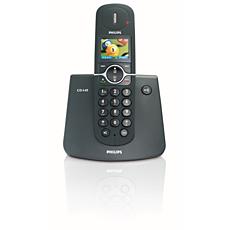 CD6401B/51  Беспроводной телефон