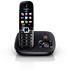 BeNear Teléfono inalámbrico con contestador automático