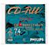 CD-RW MEGALIFE 74MIN