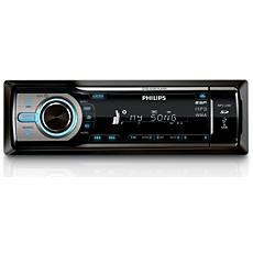 CE120/55  Sistema de entretenimiento para automóviles