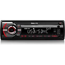 CE131/00  Sistema de audio para el auto