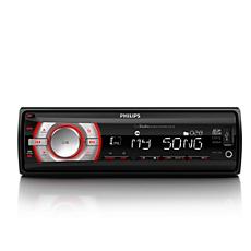 CE132/10  Zvukový systém do automobilov