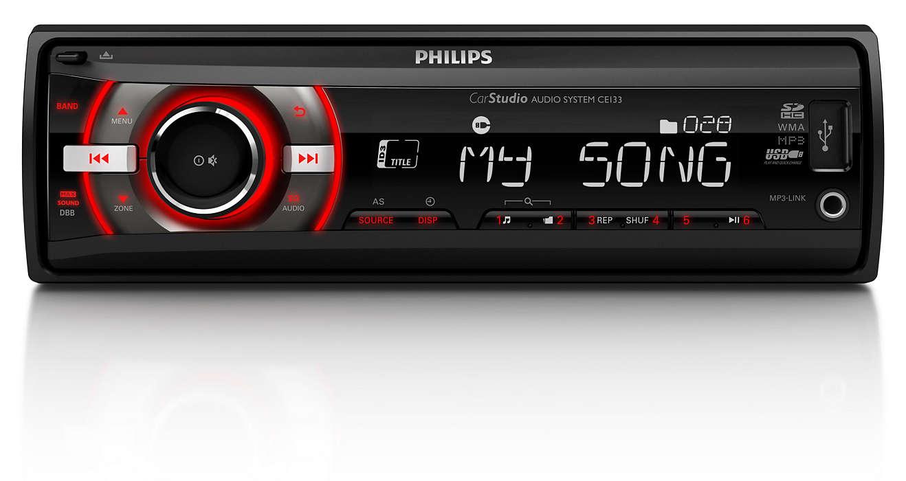 Słuchaj muzyki na żywo, jadąc samochodem