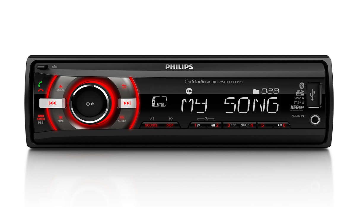 Élvezze autójában is az élő zenét
