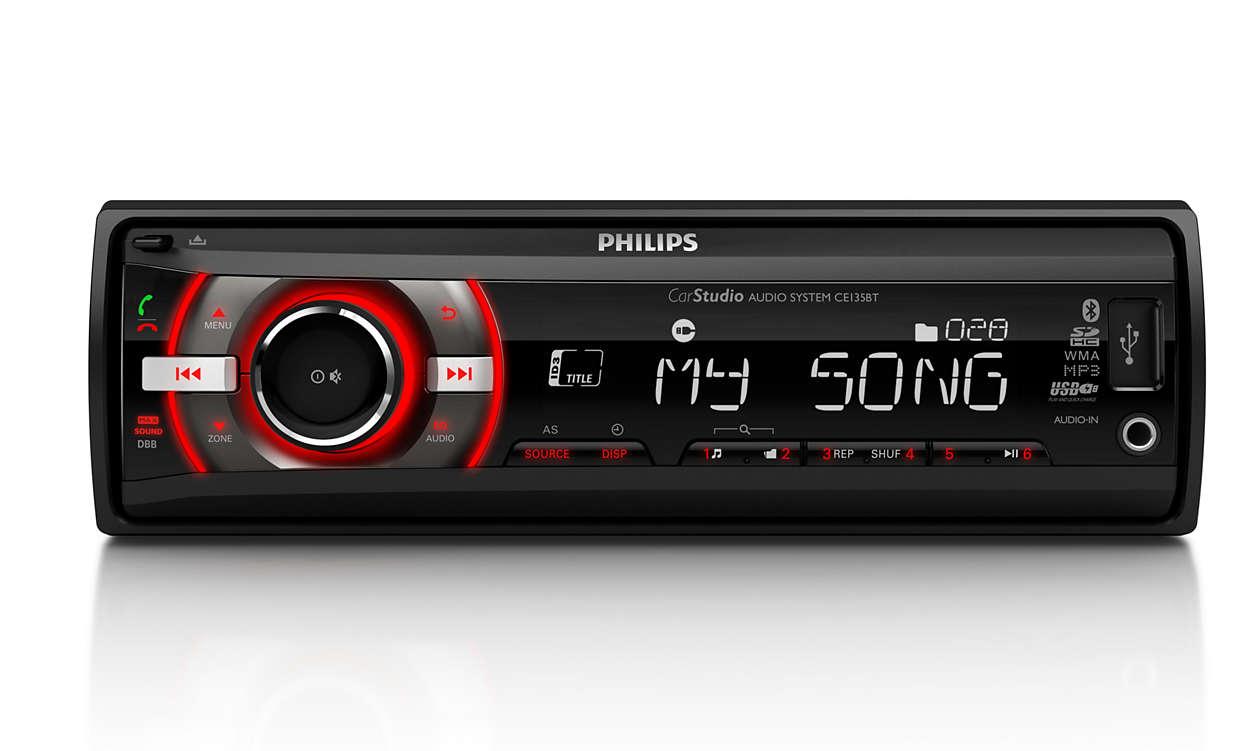 Musica live in auto