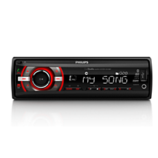 CE135BT/55  Sistema de audio para el automóvil