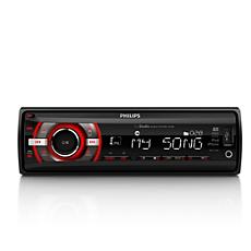CE138/12 -    Autós audio rendszer