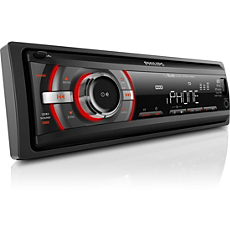 CE139DR/05  Car audio system