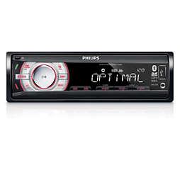 Sistema de audio para automóviles