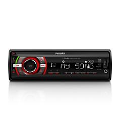 CE152/12  Zvukový systém do automobilov