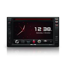 CED1600/98 -    汽車影音系統