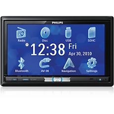 CED1700/00  Sistemas de áudio e vídeo para carros