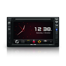 CED1900BT/98 -    Car audio video system