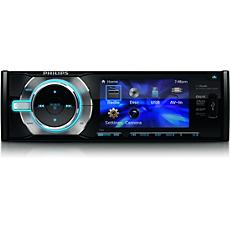 CED230/55  Audio y video para el automóvil