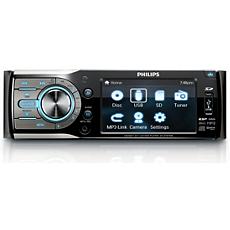CED320/55  Sistema de entretenimiento para automóviles