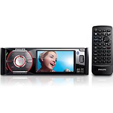 CED370/00  Otomobil müzik ve video sistemi