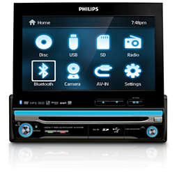 Автомобильная мультимедиа система