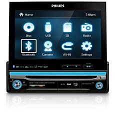 CED750/55  Sistema de entretenimiento para el auto