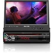 Zvukový/video systém do automobilov
