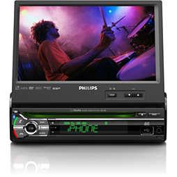 Автомобильная аудио-/видеосистема