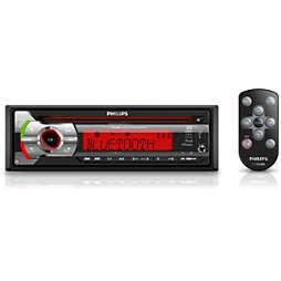 Système audio pour voiture