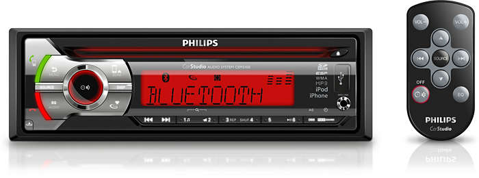 Riproduci musica in alta qualità nella tua auto