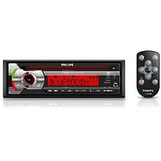CEM5100/12 -    Ljudsystem för bilen