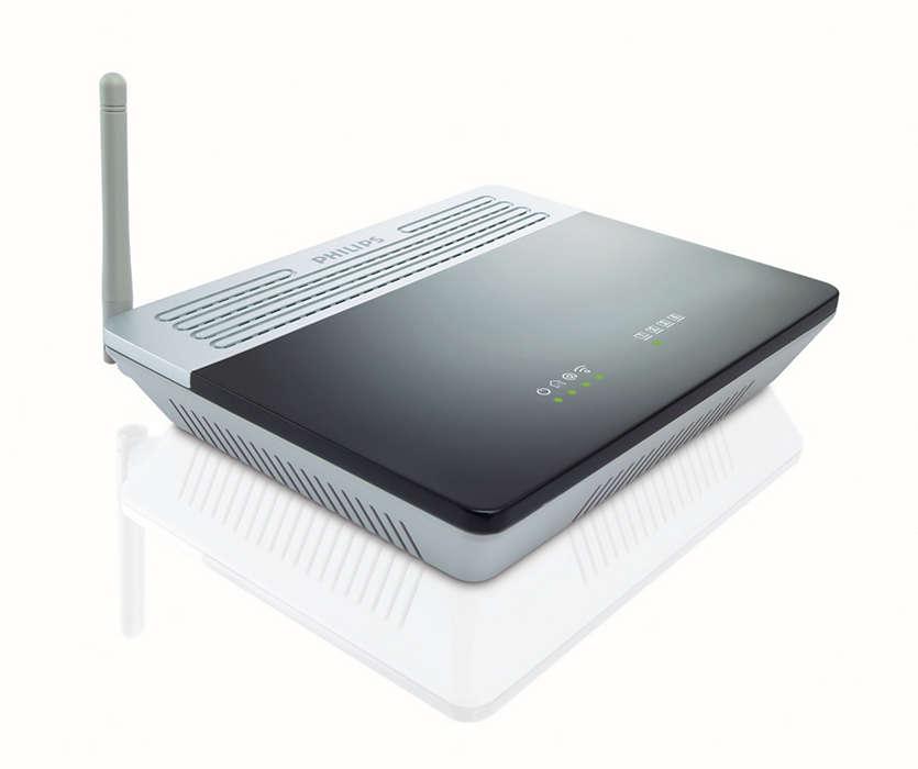 Intelligenter und einfacher Internetzugang