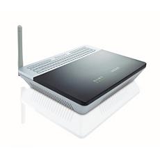CGA5722/00 -    Wireless-Router mit Modem