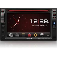 CID2780/00  Otomobil eğlence sistemi