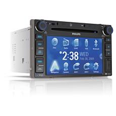 CID3286/00  Araç bilgi-eğlence sistemi