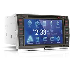 CID3290/00  Araç bilgi-eğlence sistemi