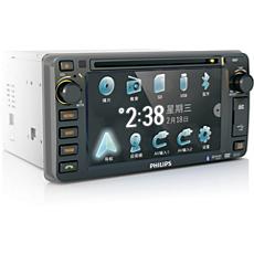 CID3291/00  Araç bilgi-eğlence sistemi