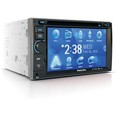 CID3292/00  Araç bilgi-eğlence sistemi