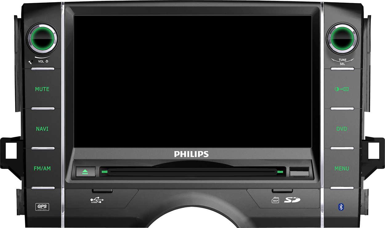 Сверхчеткий дисплей для просмотра изображений и навигации