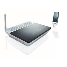 CKA5720/00  Kit de iniciação a redes sem fios