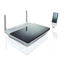 CKW7740N/00  Startersset voor draadloos netwerken