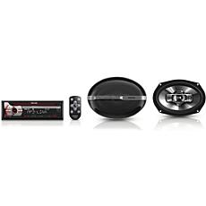 CMB1100/55  Sistema de audio para el auto